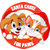 Santa Cause For Paws Logo