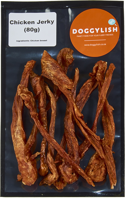 Chicken Jerky 100g