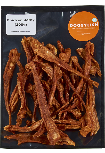 Chicken Jerky 200g
