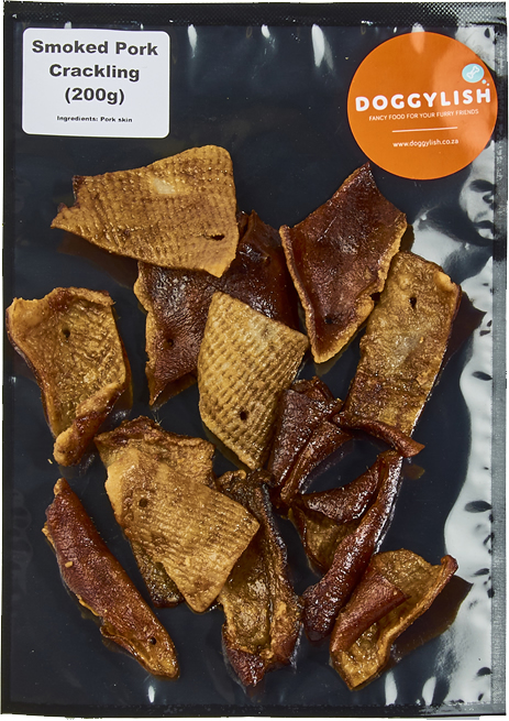 Smoked Pork Crackling 200g